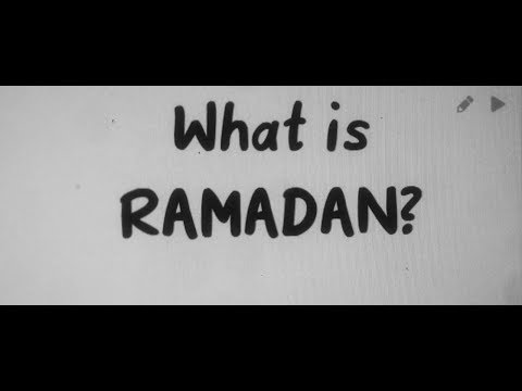 Ramadan - A month of fasting