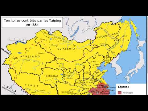 Qing's Darkest Hour: The Tale of the Taiping Rebellion