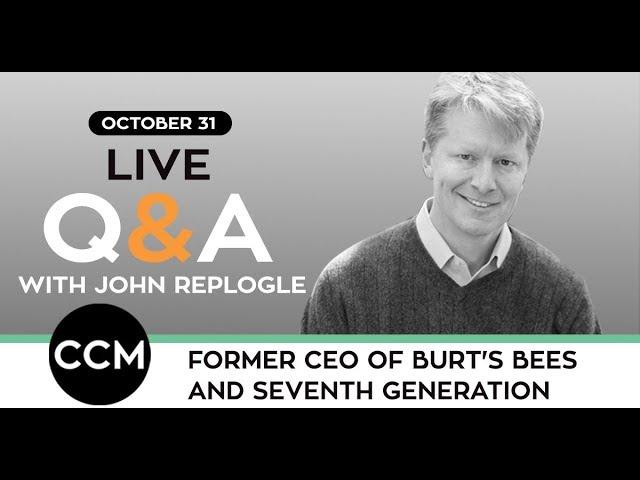 LIVE Q&A | John Replogle