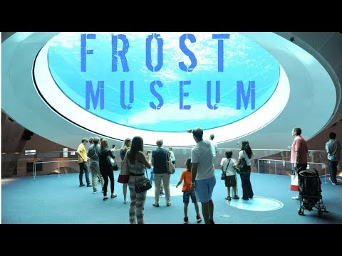 Frost Museum Tour