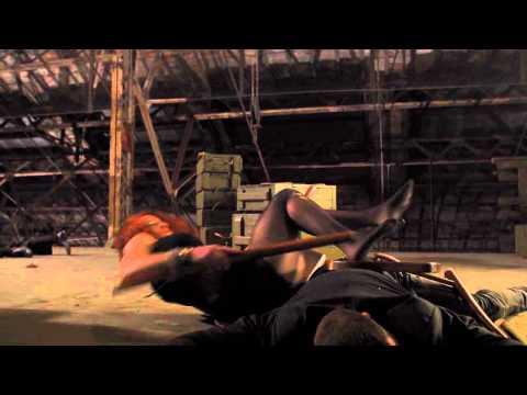 The Avengers (2012) Movie Scene - Natasha Romanoff [HD]