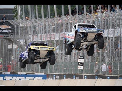 2017 Detroit Race #1 - Stadium SUPER Trucks