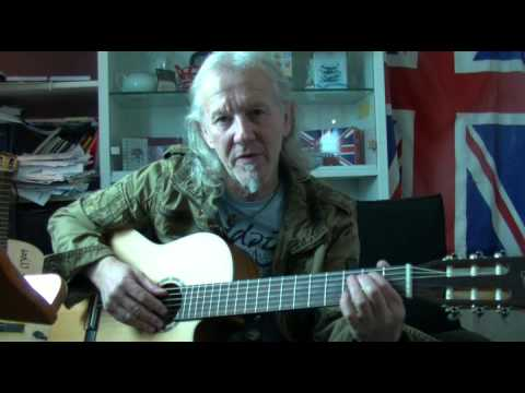 Unchained Melody (how to play and sing): acoustic guitar lesson for beginners