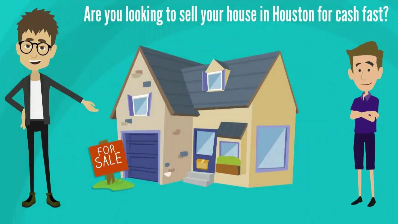 Sell My Houston Home Fast for Cash |  281-645-9597