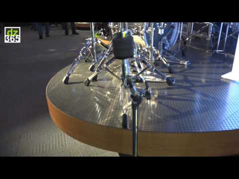 DW Drums: Ultralight Baby Boom - 6000 Series Hardware