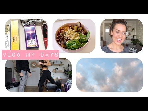 Vlog my days : beauté, sport, alimentation, spiritualité, et polémiques