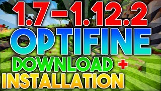 Minecraft Optifine installieren + Download [1.8 bis 1.12.2] [German] - EINFACH! | JamateyLP