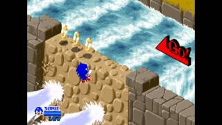 TROLL ENDING - SegaSonic the Hedgehog - (Part 3 END)