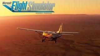 Microsoft Flight Simulator 2020 [4K INSIDER CLIP TRAILER]