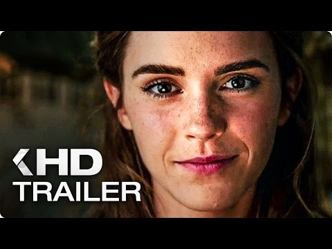 BEAUTY AND THE BEAST Trailer (2017)