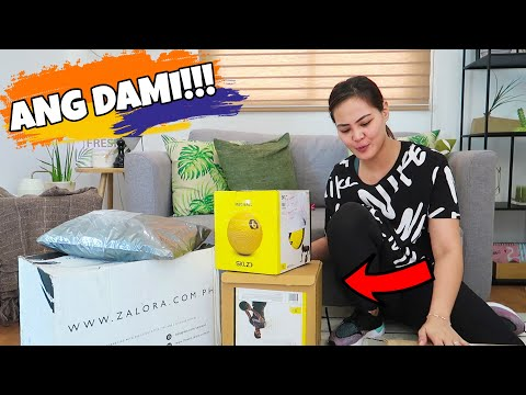 PANG WORK OUT HAUL! (VLOG #292)