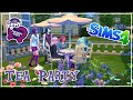 The Sims 4: My Little Pony ~ Tea Party With The Princesses ~ Let's Play