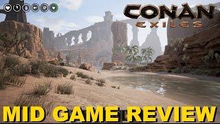 Conan Exiles: MID-GAME REVIEW