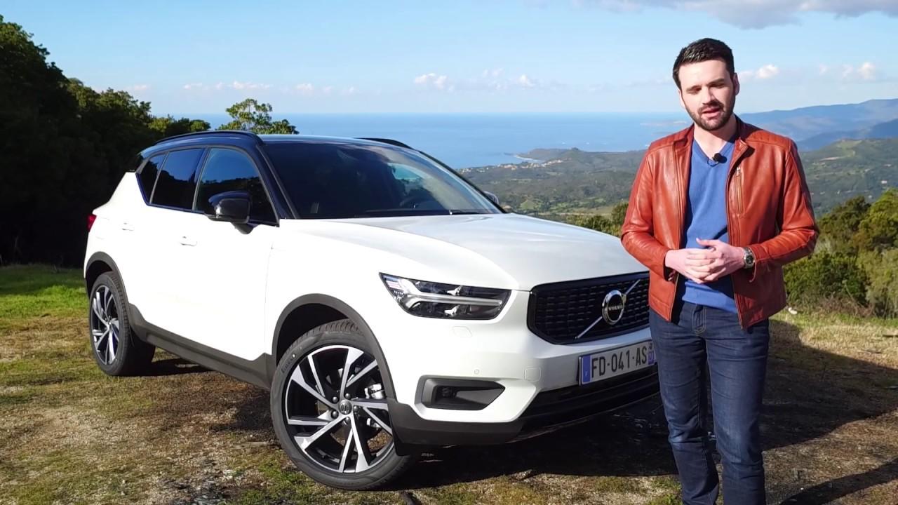 Essai Volvo Xc40 >> Volvo Xc40 La Voiture De L Annee A L Essai Youtube