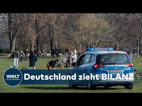 BILANZ DER KONTAKTBESCHRÄNKUNGEN: