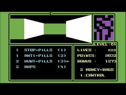 C64 Longplay: The Way (1987, Markt & Technik)