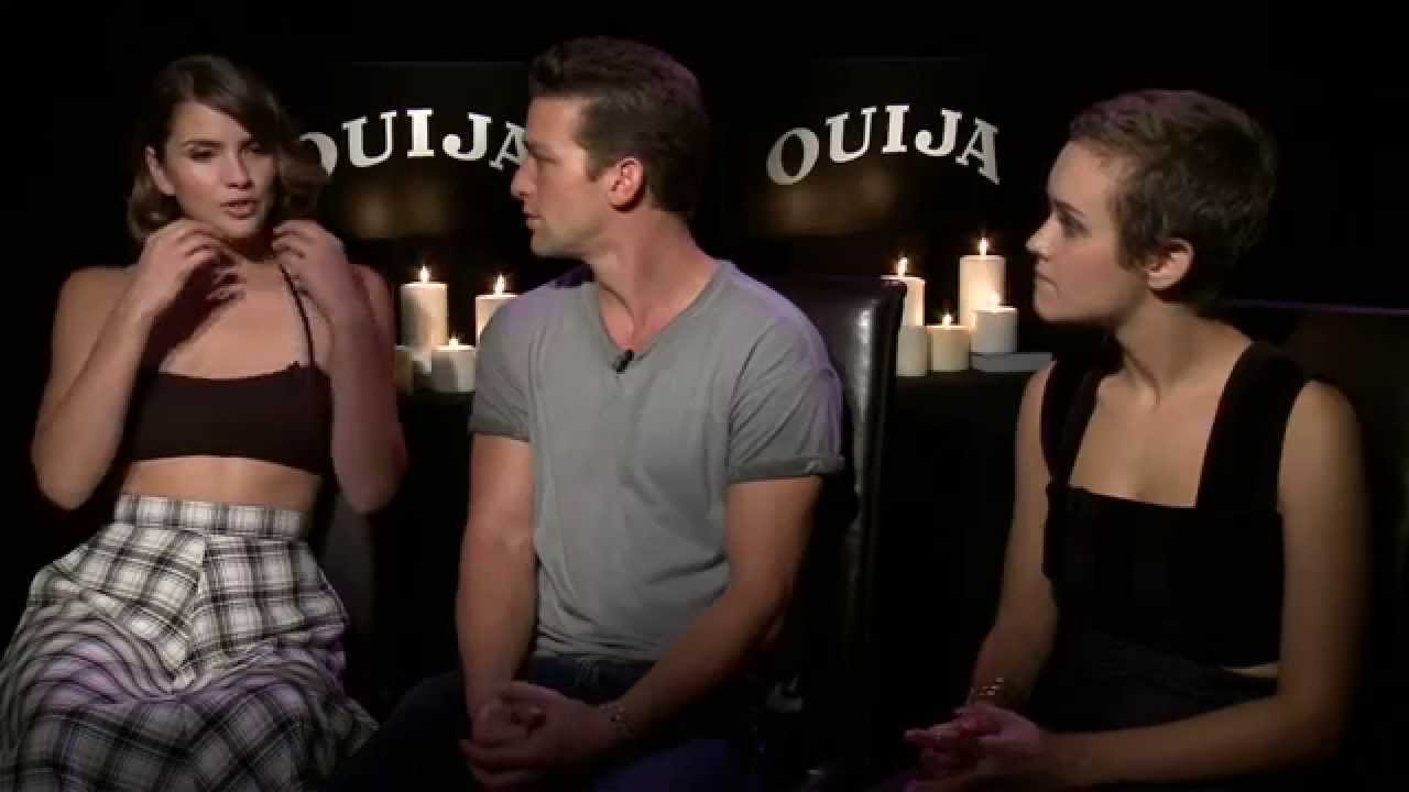 Ouija Olivia Cooke Daren Kagasoff Shelley Hennig Exclusive Interview Youtube View this post on instagram. ouija olivia cooke daren kagasoff shelley hennig exclusive interview