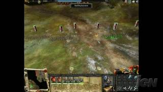 Warhammer: Mark of Chaos PC Games Feature-Commentary -