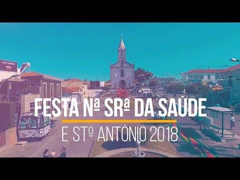 Procissão Nª Srª Saúde e Stº António - S. Paio Oleiros 2018