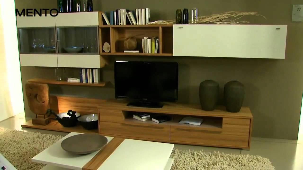 h lsta design wandmeubel systeem gb mento youtube. Black Bedroom Furniture Sets. Home Design Ideas