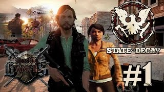 State Of Decay (Türkçe) Gameplay - Breakdown DLC Paketi #1