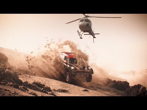 DAKAR 18 - Official videogame trailer
