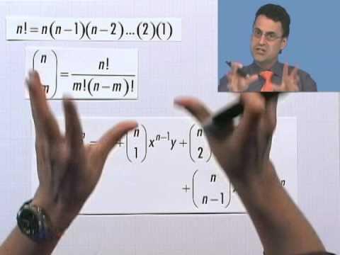 Popular Binomial theorem & Binomial coefficient videos