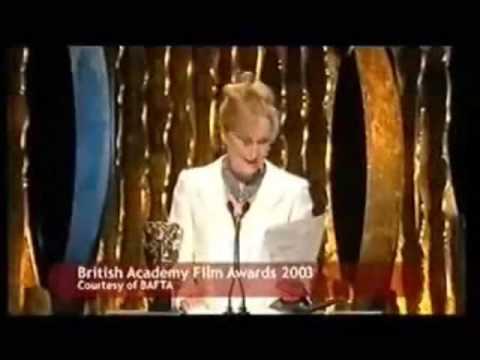 Meryl Streep - Funny Moments