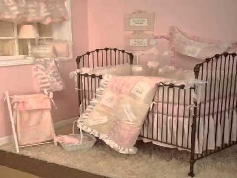 Details Cotton Tale Designs 8 Piece Bedding Set, Heaven Sent Girl Deal