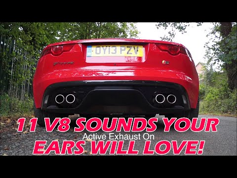 11 Amazing V8 Sounds Your Ears Will Love! - [ 2015 ]