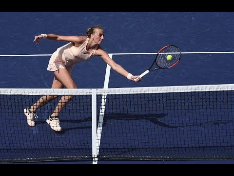 2018 Indian Wells Second Round | Petra Kvitova vs Yulia Putintseva | WTA Highlights