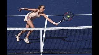 2018 Indian Wells Second Round | Petra Kvitova vs Yulia Putintseva | WTA Highlights