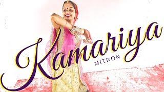 Kamariya - Mitron  Dance Choreography | Jackky Bhagnani | Kritika Kamra.