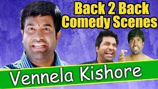 Vennela Kishore Back 2 Back Latest Comedy Scenes..