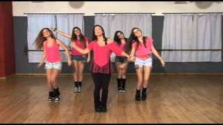 COREOGRAFIA TURN ME ON DE DAVID GUETTA - NICKI MINAJ (Paso a Paso) / TKM
