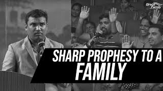 Sharp prophesy to a Family | #Accurate_Prophesy