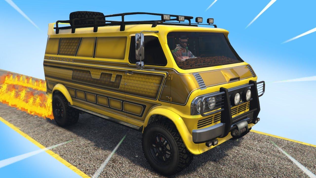 *YENİ* 4.000.000$ KAMP ARABASI!! (GTA 5 Online DLC)