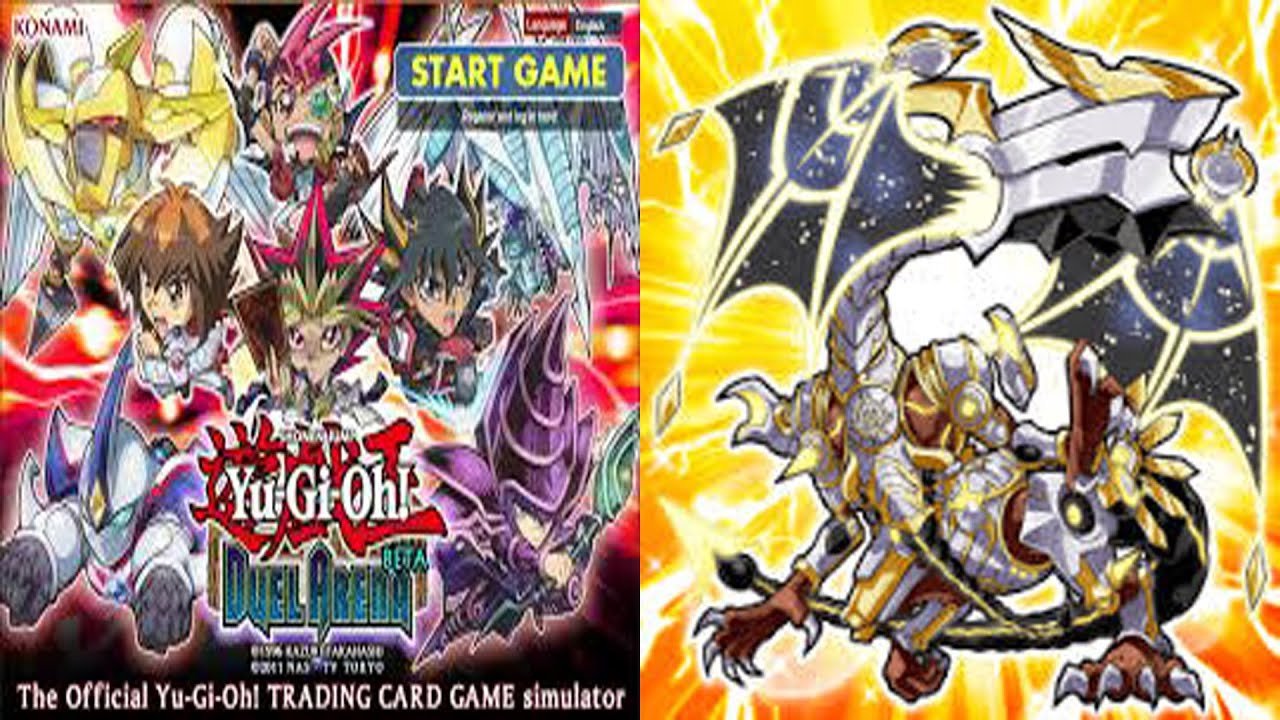 Yu gi oh duel arena single player quest mode stage 10 boss vs