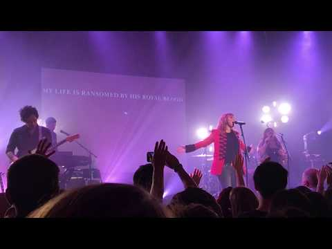 Kim Walker-Smith Live, I KNOW, (Chicago, 10/09/17, On My Side Tour)