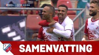 SAMENVATTING | FC Utrecht - PEC Zwolle
