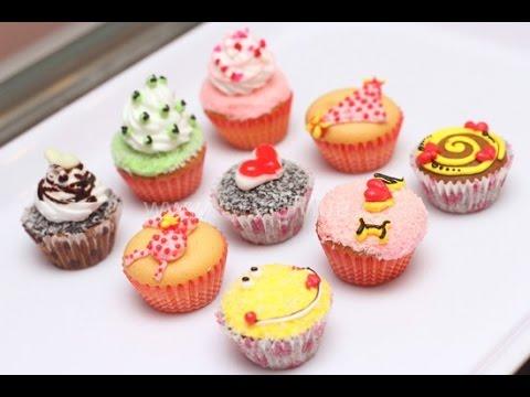 Hướng dẫn cách làm bánh cupcake - Món ngon mỗi ngày