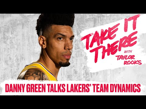 Danny Green on the LeBron-AD Dynamic Fueling Lakers   Take It There