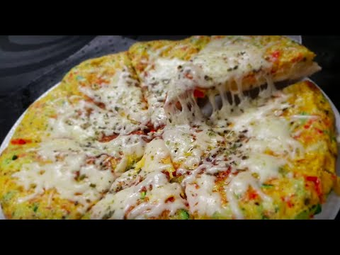 pizza-des-fainéants-sans-pâte-prête-en-5-minutes-/-وصفة-للعشاء-في-5-دقائق