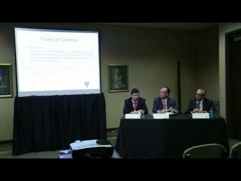 USDPITI 2014: Course 5B: Cross Border Asset Protection in the 21st Century