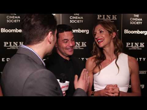 Alysia Reiner & David Alan Basche at the