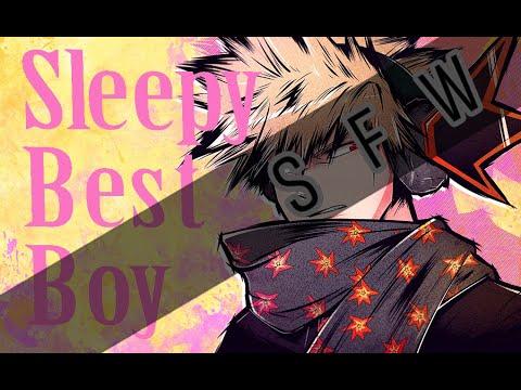 "Download ""Get Over Here Teddy Bear.."" A Sleepy/Spicy Bakugou x Sassy Listener ASMR Non Spicy Ver"