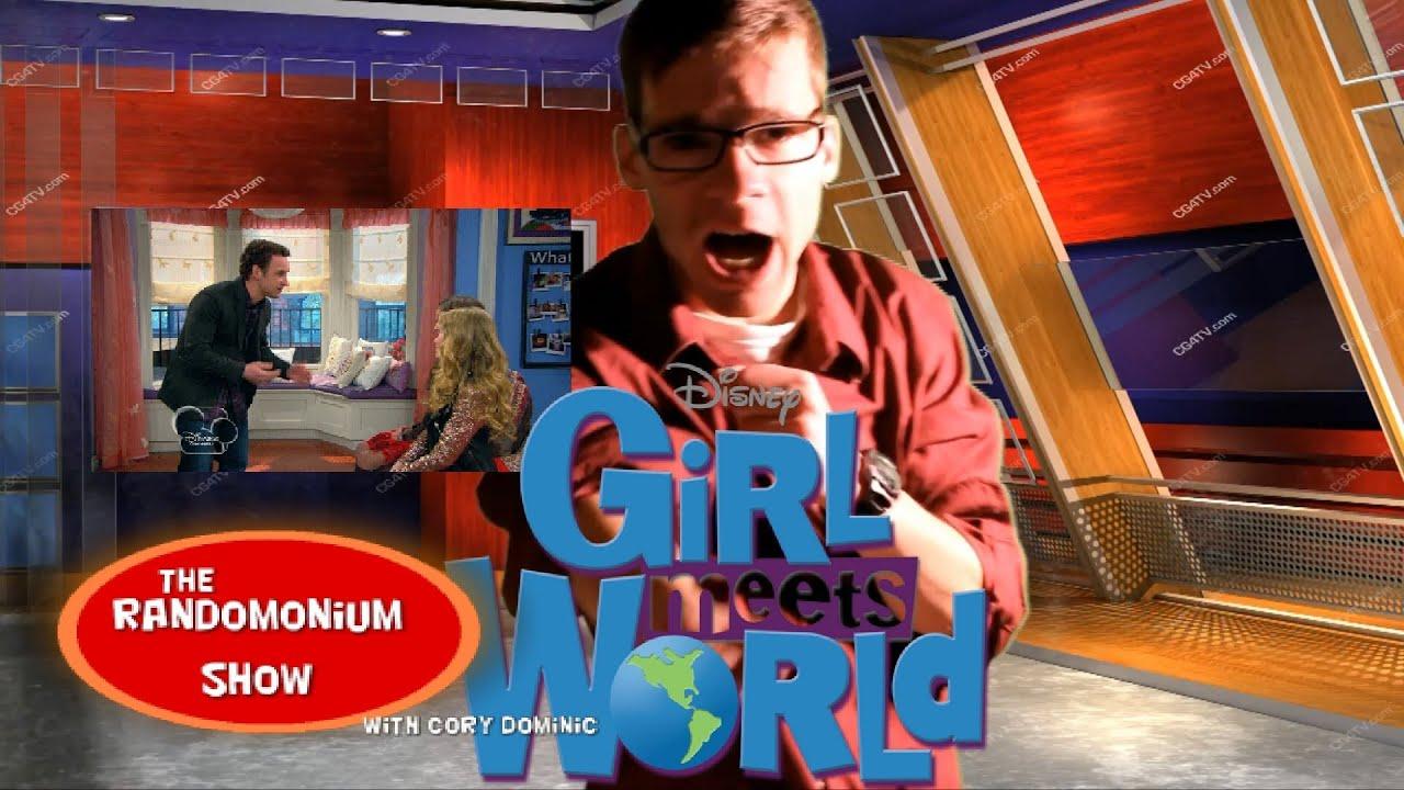 Download Randomoium Season 5 Episode 6: Girl Meets World Teaser