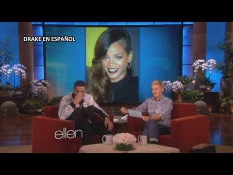 Drake hablando sobre su Grammy, Rihanna y mas (Subtitulado Español)