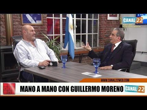 Guillermo Moreno: Contundente Análisis Económico Con Santiago Cuneo  28/08/19