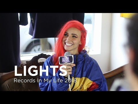 Lights on Records In My Life (2018 Interview)